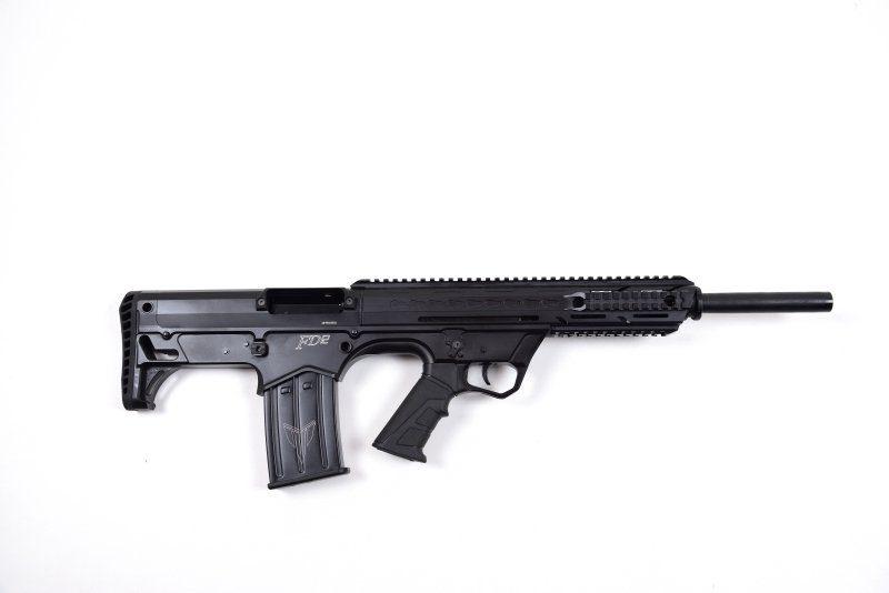 FD12 BULL PUP 12GA SHOTGUN-BLACK